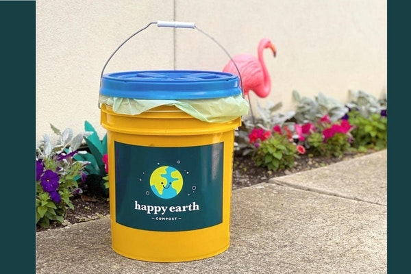 Recycling Saturdays Featuring Happy Earth Compost